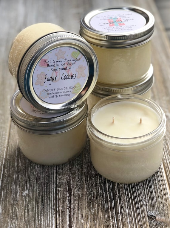 Pick A Scent? Soy Candle (Medium)