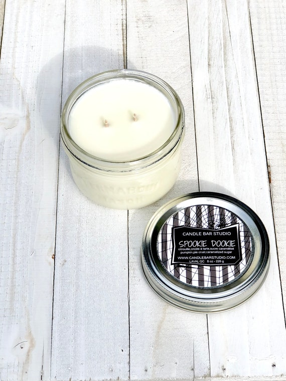 SPOOKIE DOOKIE Soy Candle 8oz