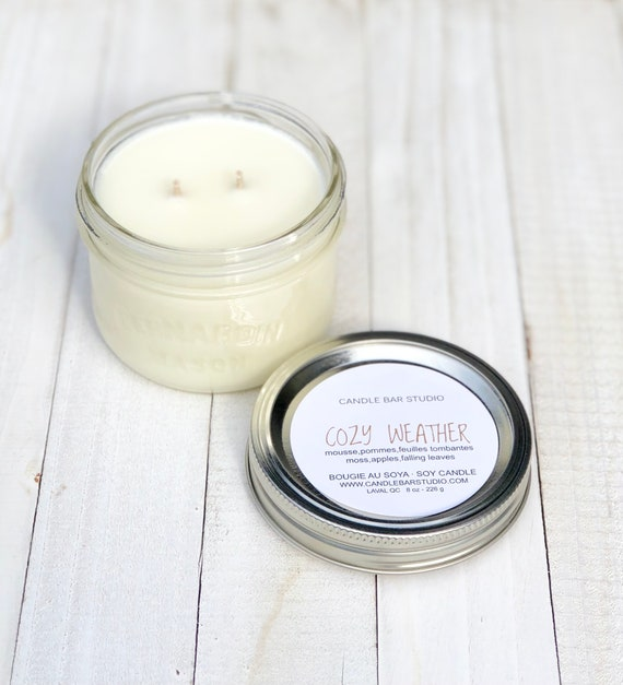 Cozy Weather Soy Candle