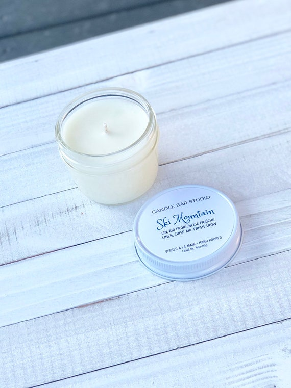 Ski Mountain Soy Candle
