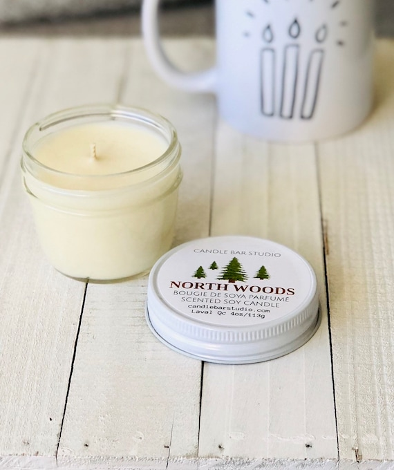 North Woods Soy Candle (small)