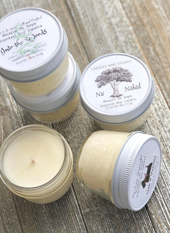 Pick A Scent! Soy Candle (Small)