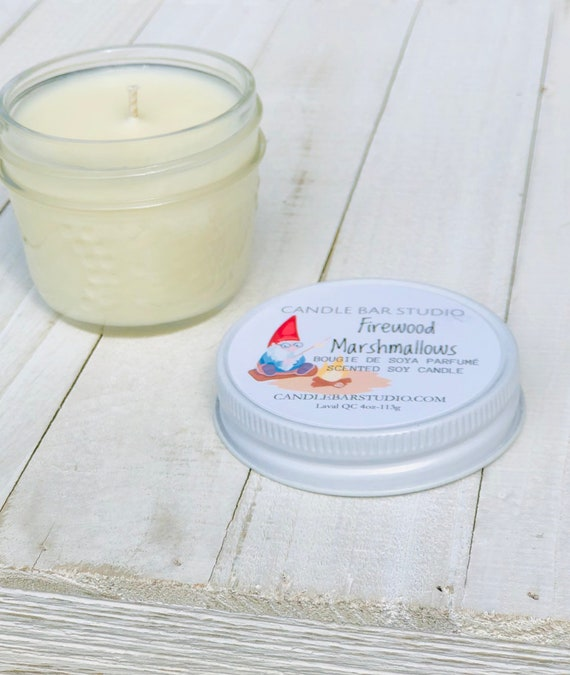 Coconut Lime Soy Candle (small)