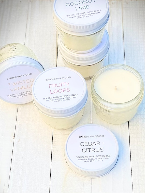 PICK A SCENT! Soy Candle