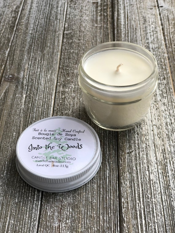Into The Woods Soy Candle (small)