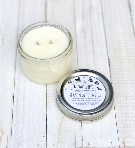 SEASON of the WITCH Soy Candle 8oz