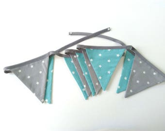 Bunting, decoration, wall hanging for nursery, birthday banner flags baptism