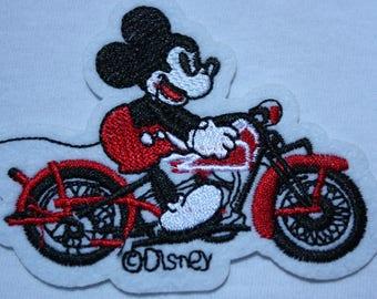 1 I biker patch