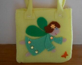Felt Fairy Handbag