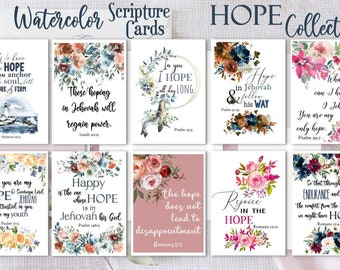Scripture Cards - Hope Collection
