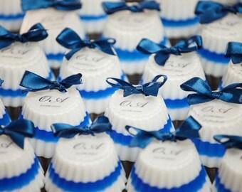Bomboniere di sapone. Deliziare i vostri ospiti con regali esclusivi, utili!