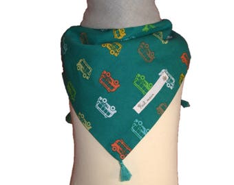 Kit sewing scarf / kids vans