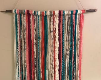 Yarn Wall Tapestry