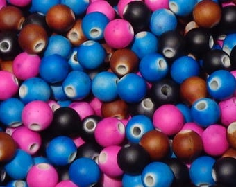100 beads in 4 colors