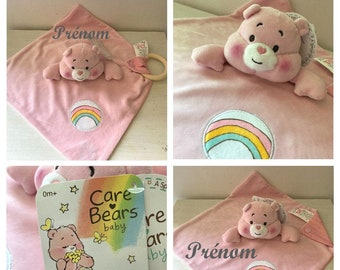 Doudou Bisounours toy 1st age CUSTOMIZABLE
