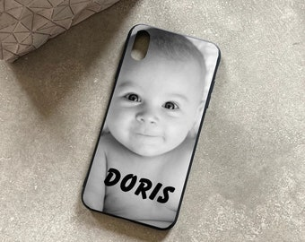 Phone case CUSTOMIZABLE+ first name