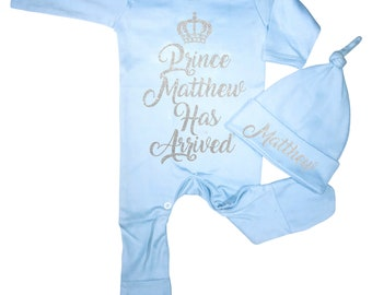 Prince Mateo Baby Jersey Short Sleeve Infant Tee