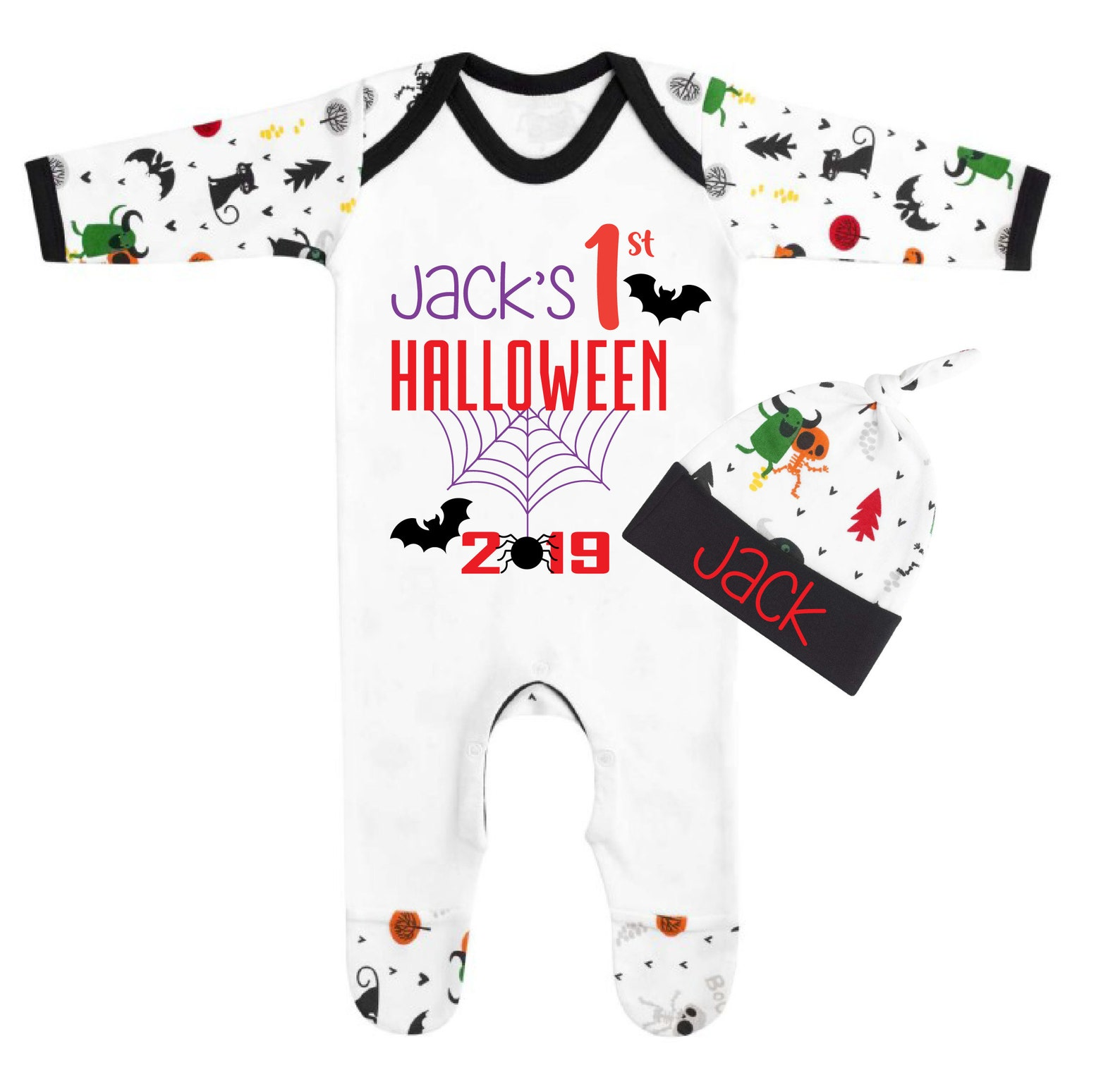 Babies 1st halloween ideas