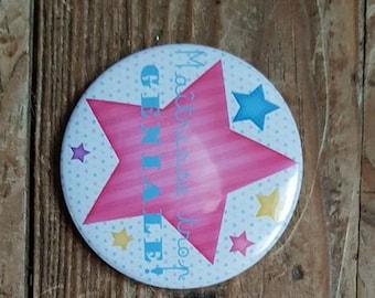 Teacher/school badge