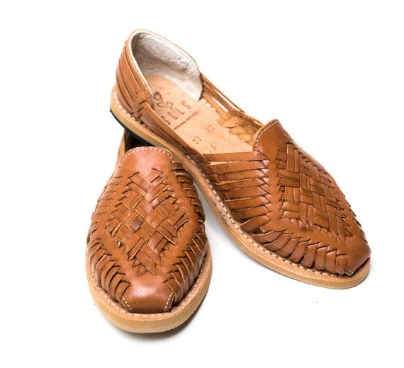 Ana - Handmade Mexican Women's Huaraches 100% Genuine Leather