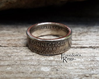 Connecticut Ring Etsy