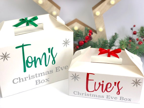Noël Activité Pack XMAS EVE Boîte De Remplissage