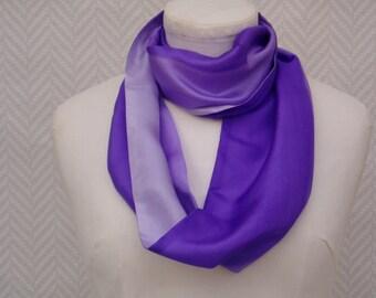 9b24009a00f Lila foulard