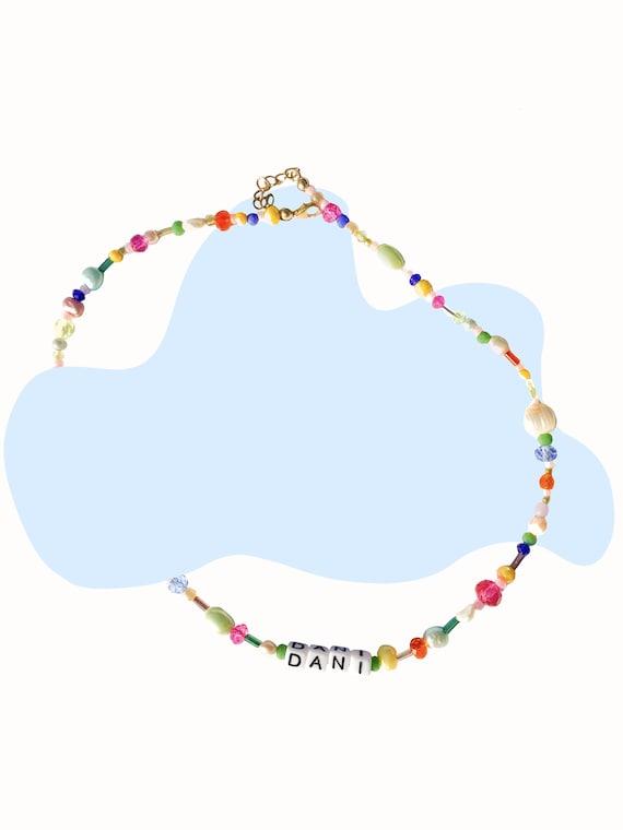 Arco Iris Wordy Necklace