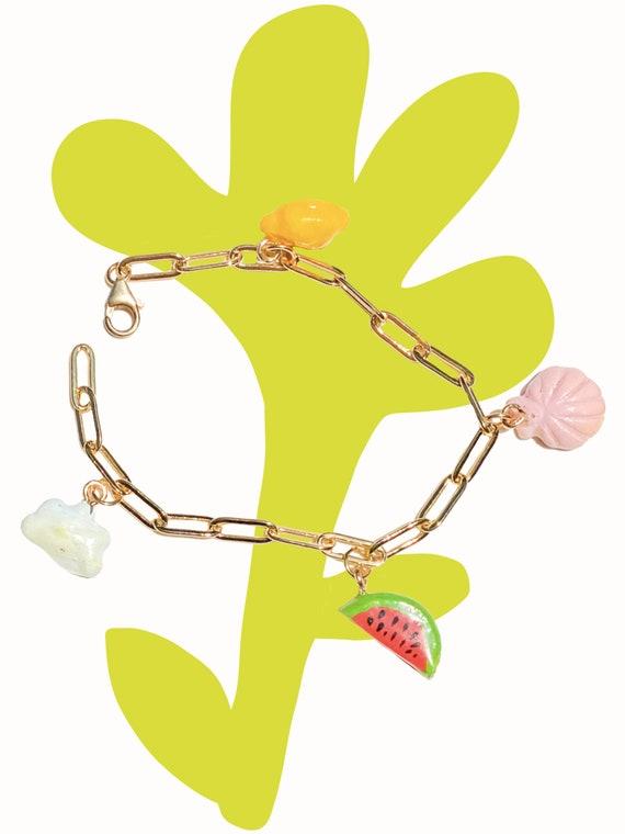Happy Things Charm Bracelet