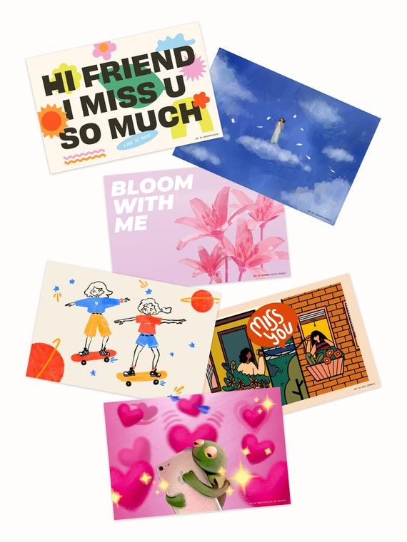 Cards 4 Friends Postcard Packs