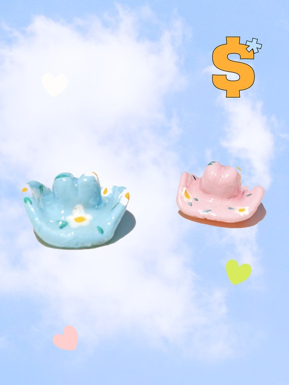 TINY COWGIRL HATS
