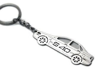 volvo s40 etsy Volvo V90 keychain with ring made from stainless steel perfect gift for car owner fan car tuning accessories fit volvo s40 i