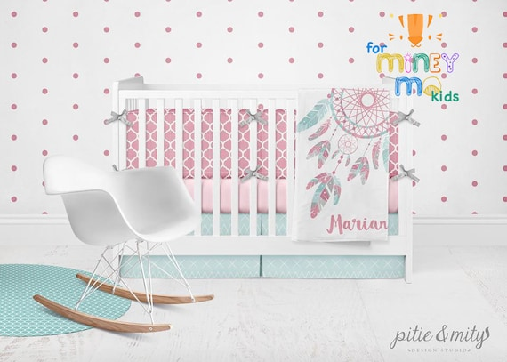 Dream Catcher Crib Bedding Etsy