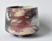 Pit fired cup