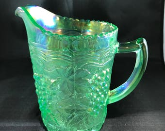Imperial Glass Pitcher