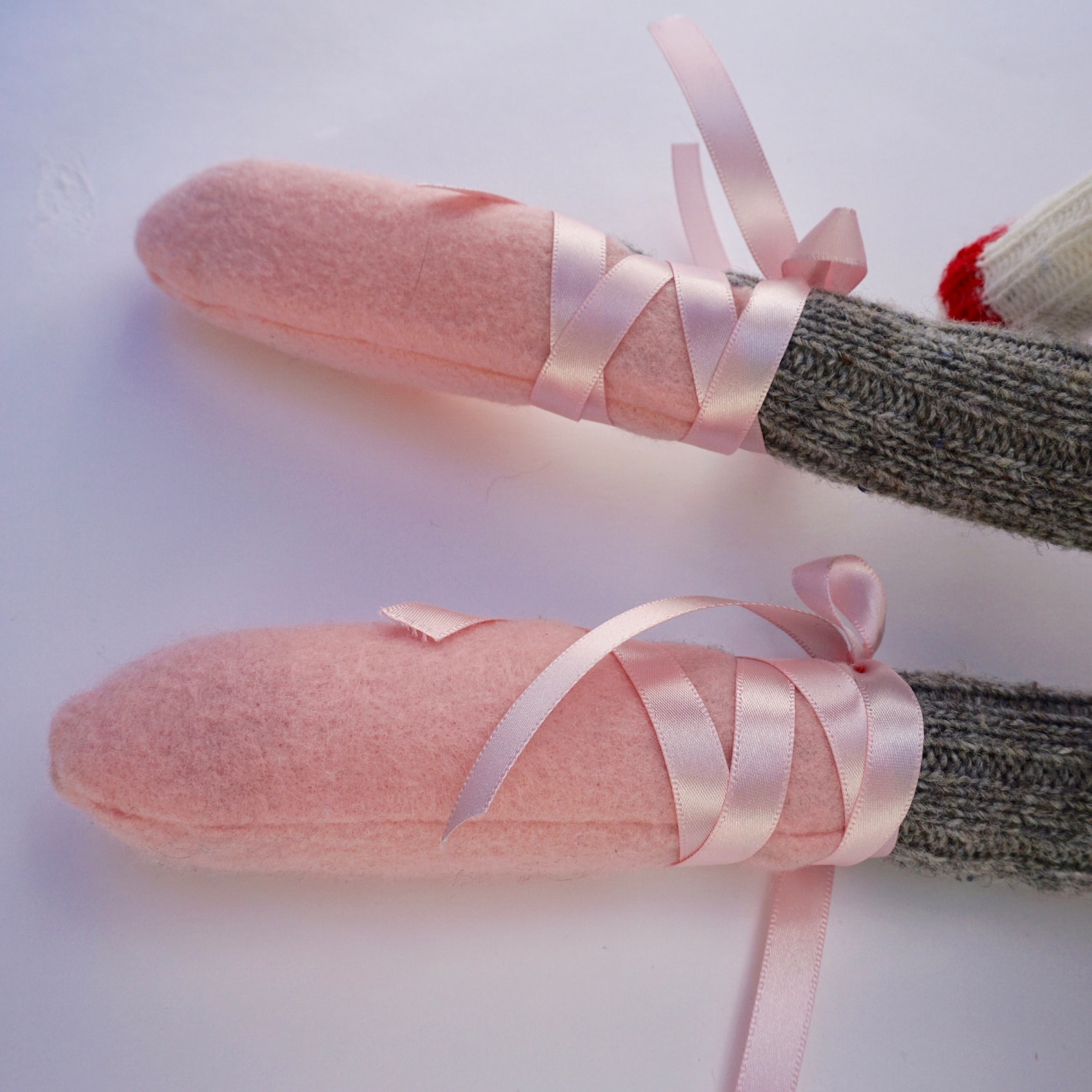 ballerina sock monkey christmas gift for ballerina gift for dancer tutu dancing oddities ballet shoes slippers funny gift for he