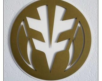 White Power Ranger Etsy