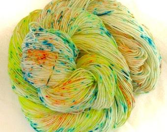 Summer Fun Speckled Sock Yarn