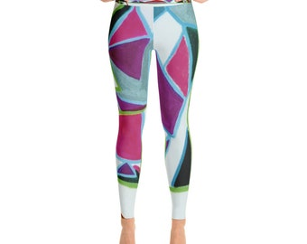 Yoga Leggings #7 (Free Shipping)