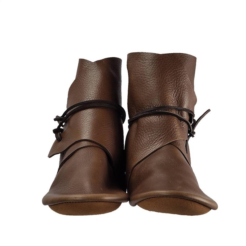 Vanguard Moccasin | Heren leren mocassins | Handgemaakte lederen schoeisel | Echte koeienhuid laars | Premium lederen schoenen voor mannen | SCA