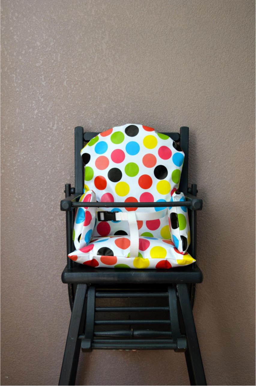 OPTION harnais de sécurité pour coussin de chaise haute | Etsy on