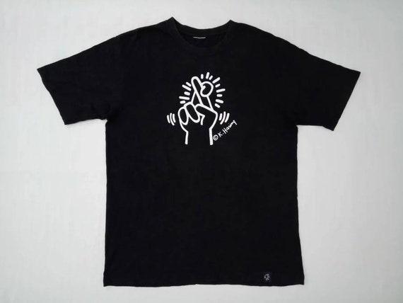 Vintage Keith Haring tshirt