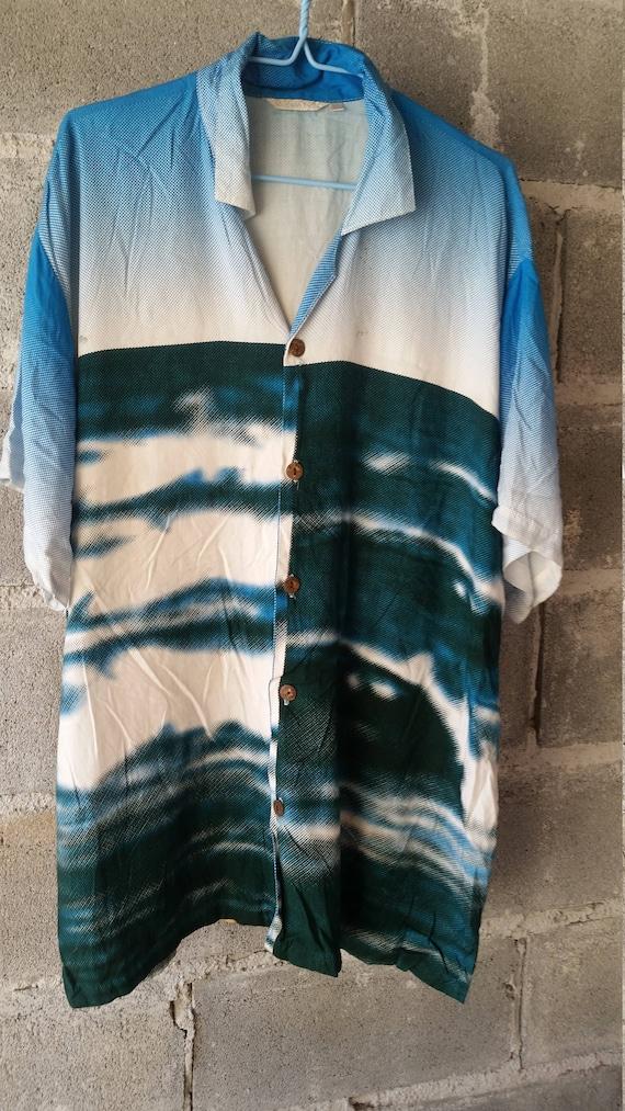 Vtg hawaii shirt