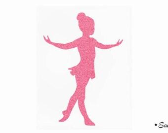 petite danseuse classique thermocollant flex 48ce41f3ade