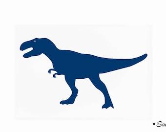 applique dinosaur tyrex flex fusible
