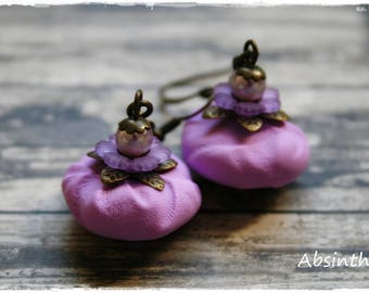-Pierced earrings - Chic Collection-