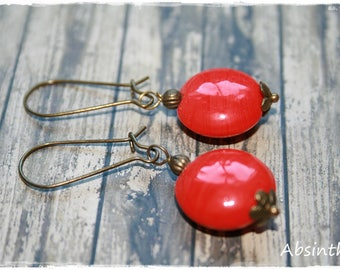 -Pierced earrings - summer Collection-