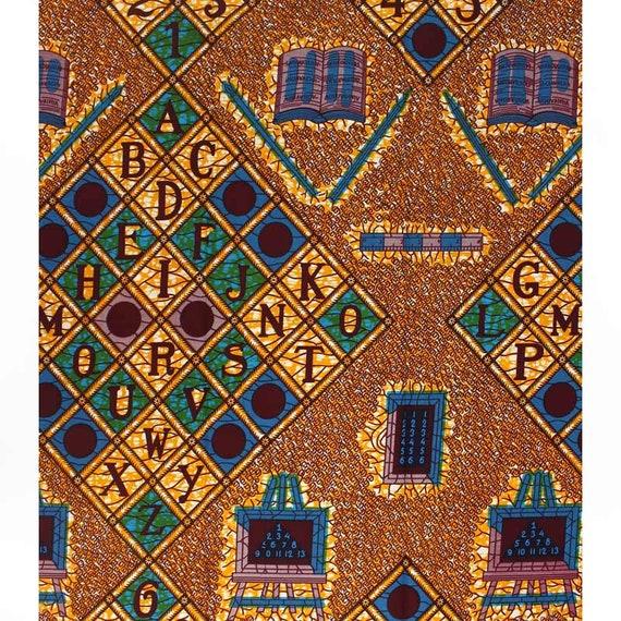 Vente en en Vente gros de 6 YARDS de haute qualité Super Wax Hollandais tissu 2018 Nihgerian mode africain Wax Print tissu Ankara tissu B181125-12 5054b2