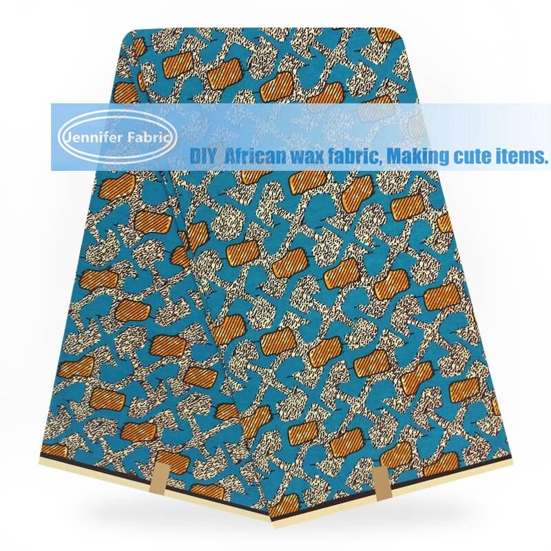 Vente en gros de 6 yards / Afrique en en Afrique Wax tissu / coton nigérian ankara tissu wax / Super cire Hollandtex/Nigeria tissu batik B181108-38 fb9404