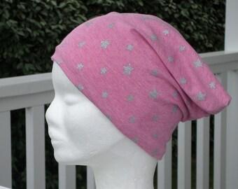 foulard bandanas turban chapeau bonnet de chimio pour cancer  enfant    fille en coton de créateur  étoiles scintillantes  lin eva nouveauté 0b08f0d0b08